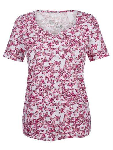 Paola Shirt Schmetterling- Pressure