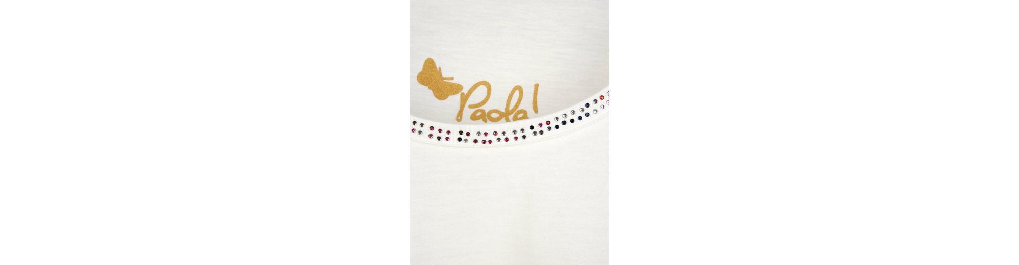 Paola Shirt mit Multicolor- Strasssteine Freiheit Der Billigsten Komfortable Online-Verkauf Billig Verkauf 2018 Holen Sie Sich Die Neueste Mode quB4Kas
