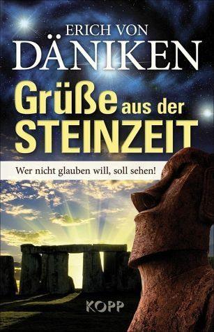 Gebundenes Buch »Grüße aus der Steinzeit«