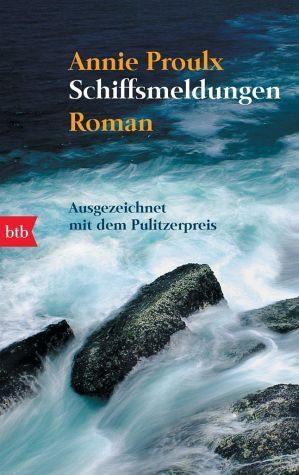 Broschiertes Buch »Schiffsmeldungen«