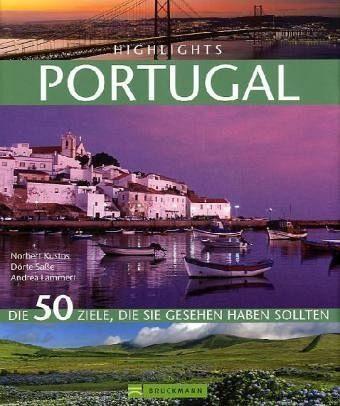 Gebundenes Buch »Highlights Portugal«