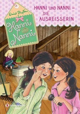 Gebundenes Buch »Die Ausreißerin / Hanni und Nanni Bd.25«