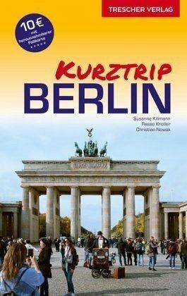 Broschiertes Buch »Reiseführer Kurztrip Berlin«