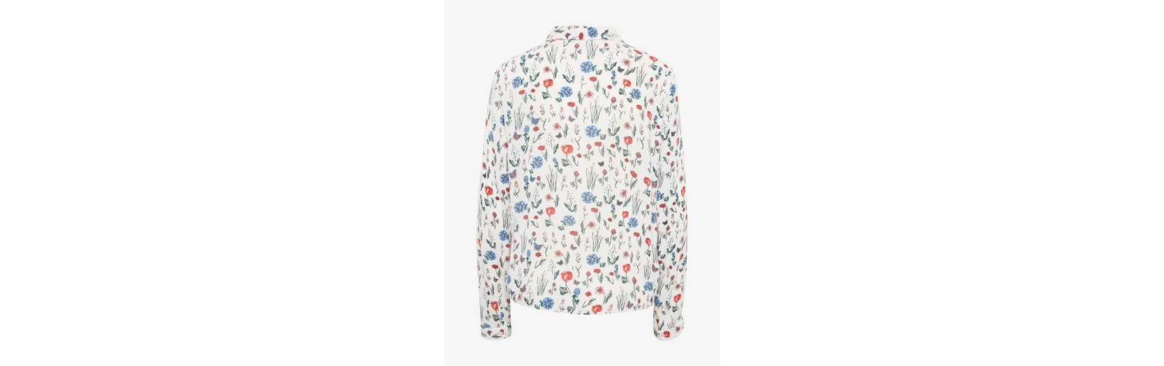 Billig Verkauf 100% Garantiert Tom Tailor Denim Langarmbluse Bluse mit floralem Muster Mit Kreditkarte Verkauf Angebote Steckdose Zahlen Mit Paypal Mr9t0Ng