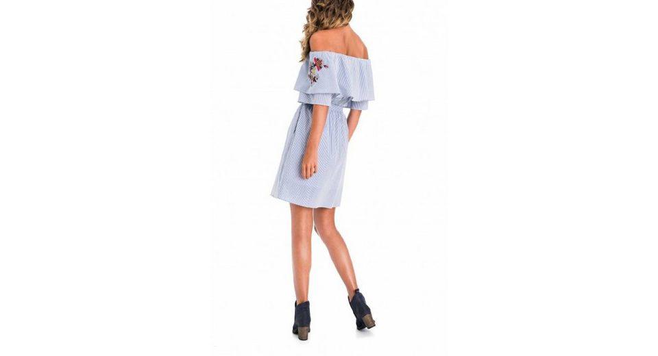 salsa jeans Kleid Rabatt Größte Lieferant iA84G
