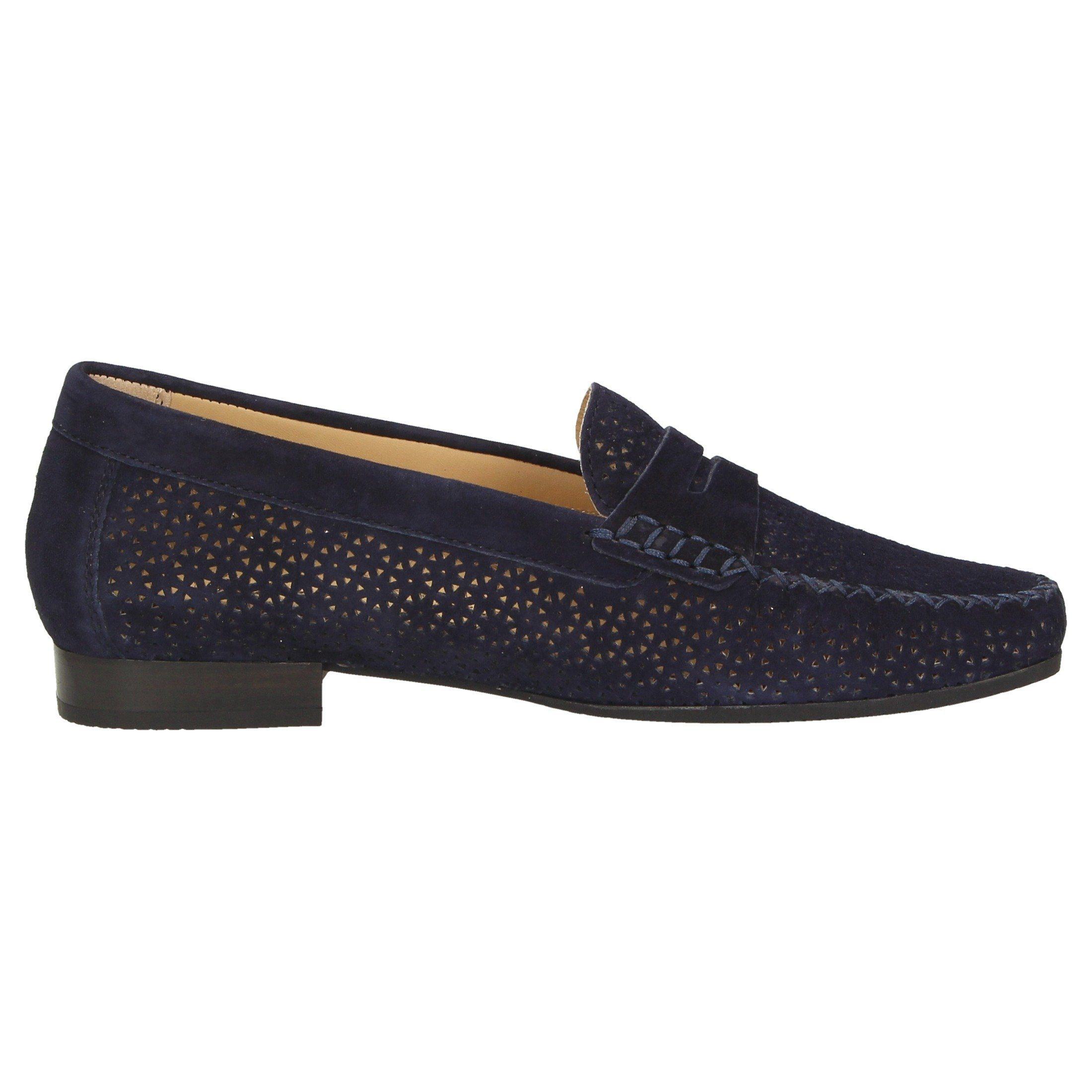 SIOUX Cortizia-701 Slipper online kaufen  blau