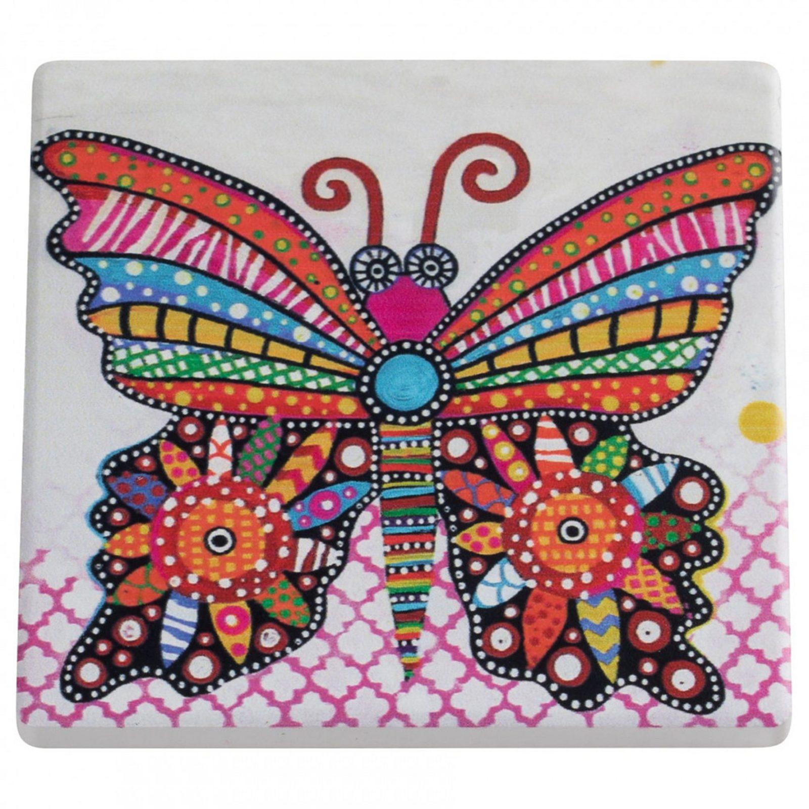 Maxwell & Williams Flutter Smily Style Keramikuntersetzer jetztbilligerkaufen