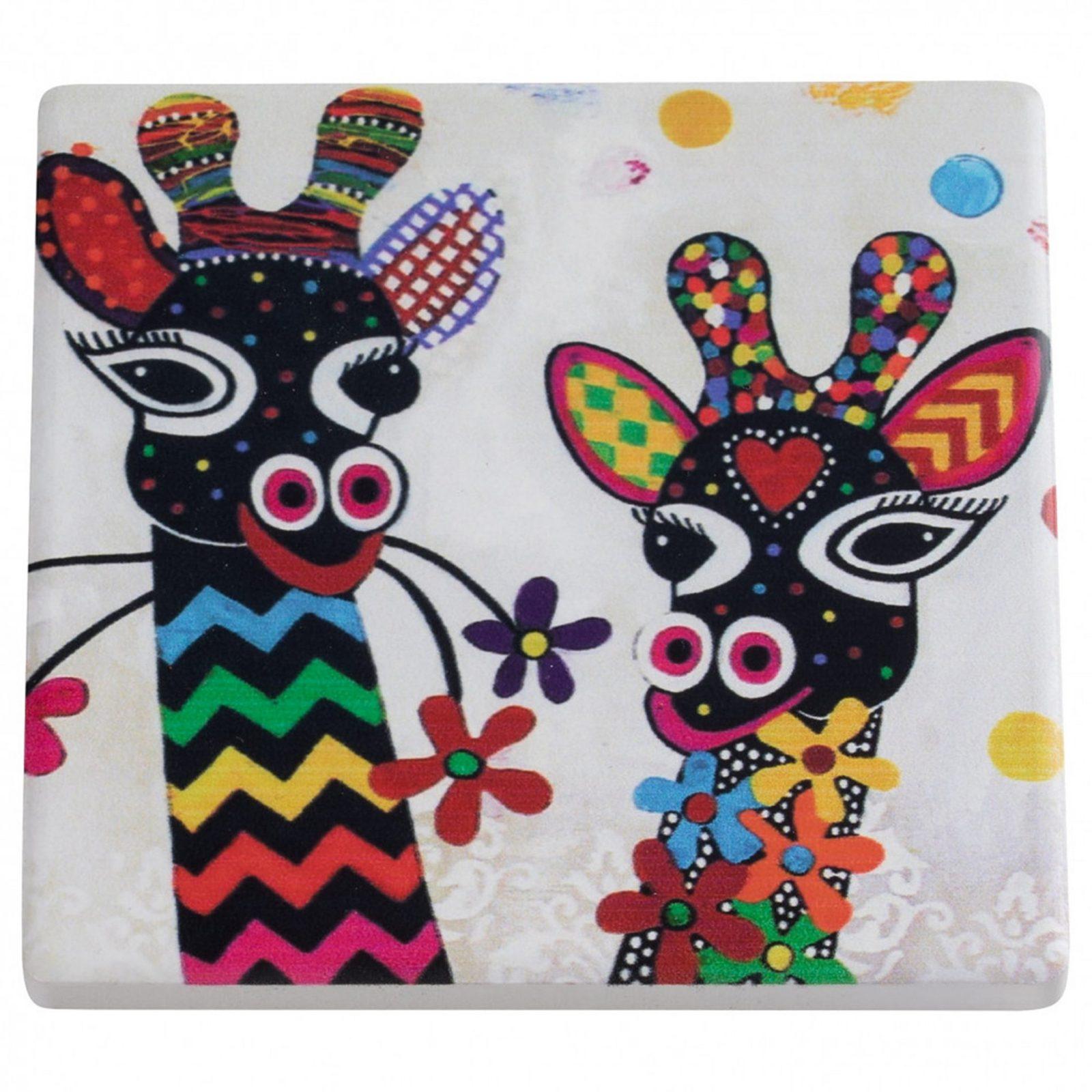Maxwell & Williams Zafara Smily Style Keramikuntersetzer jetztbilligerkaufen