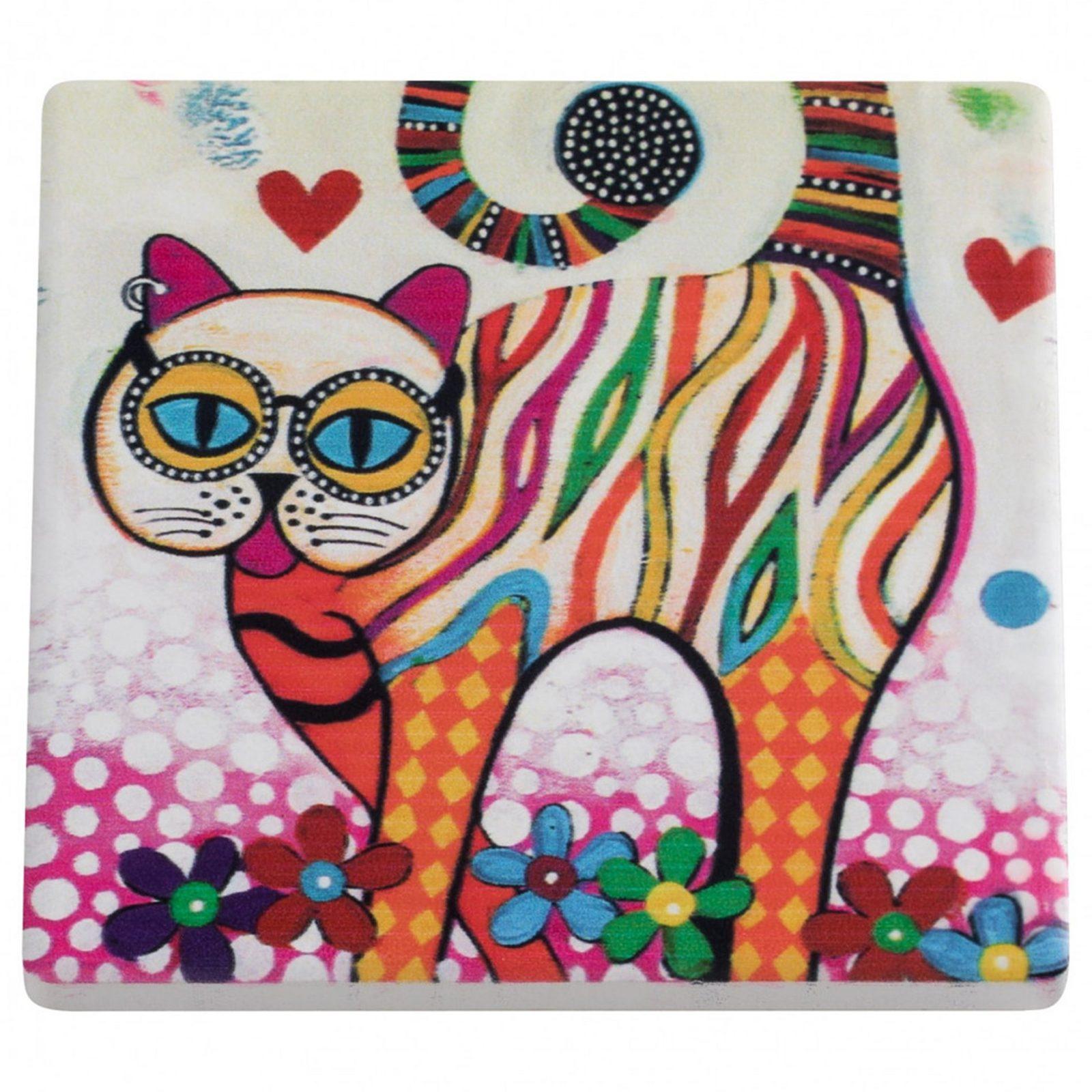 Maxwell & Williams Tabby Smily Style Keramikuntersetzer jetztbilligerkaufen