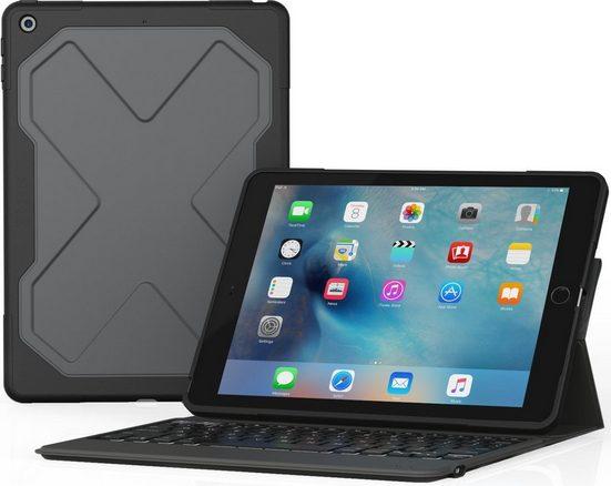 ZAGG Tablettasche »Rugged Messenger iPad (2017) 9.7 - Swiss«