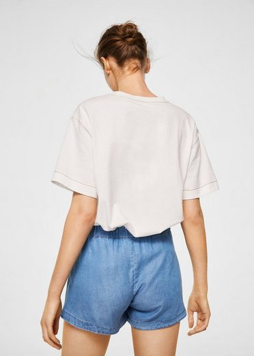 Doux-shorts De Mangue