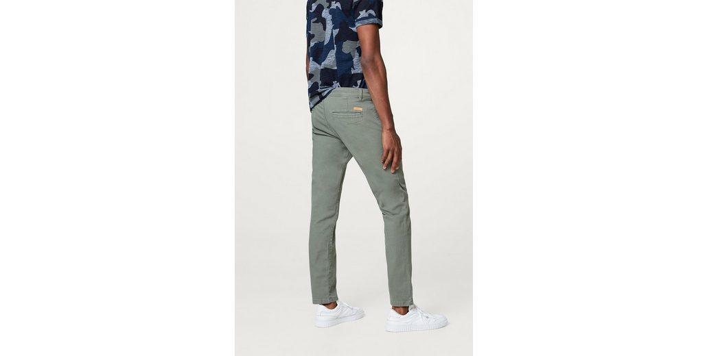 Billig Vorbestellung Großer Verkauf ESPRIT Twill-Hose aus Baumwolle mit Stretchkomfort Countdown Paket Online usMef8kGd