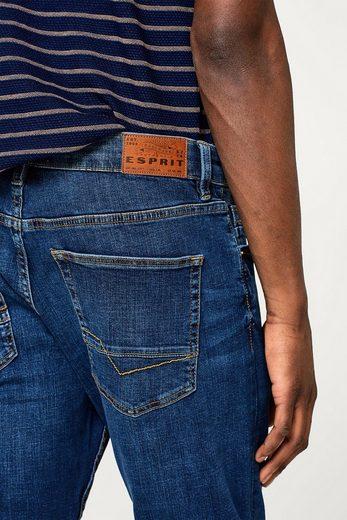Zeitloser waschung jeans Esprit Used Stretch Mit Leichte wZPwq4aI