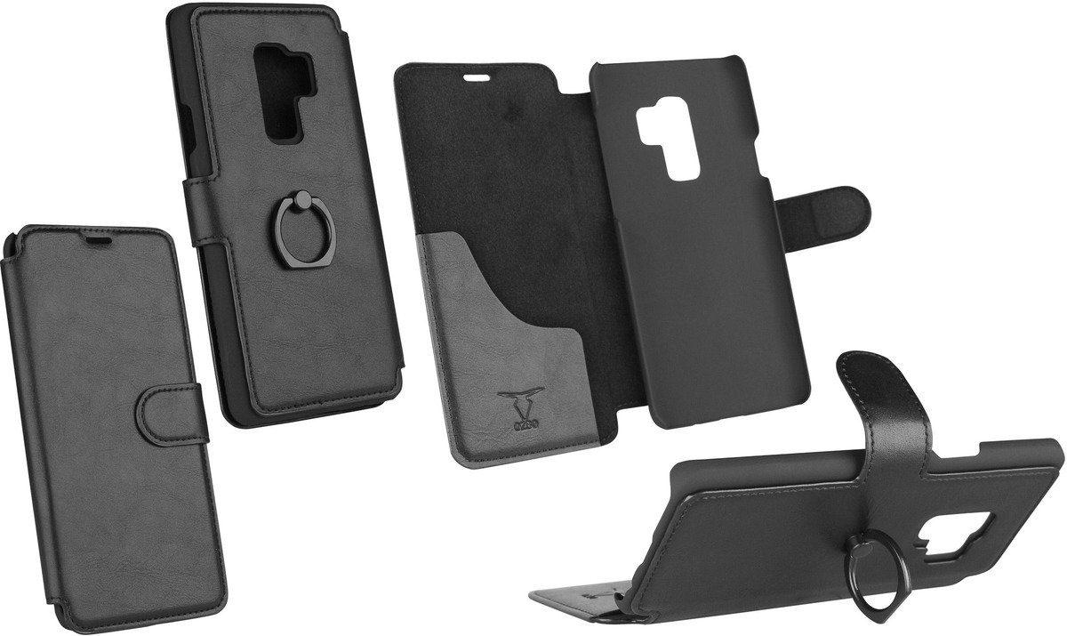Fontastic Handytasche »Tasche Fingerring Halterung Galaxy S9+«