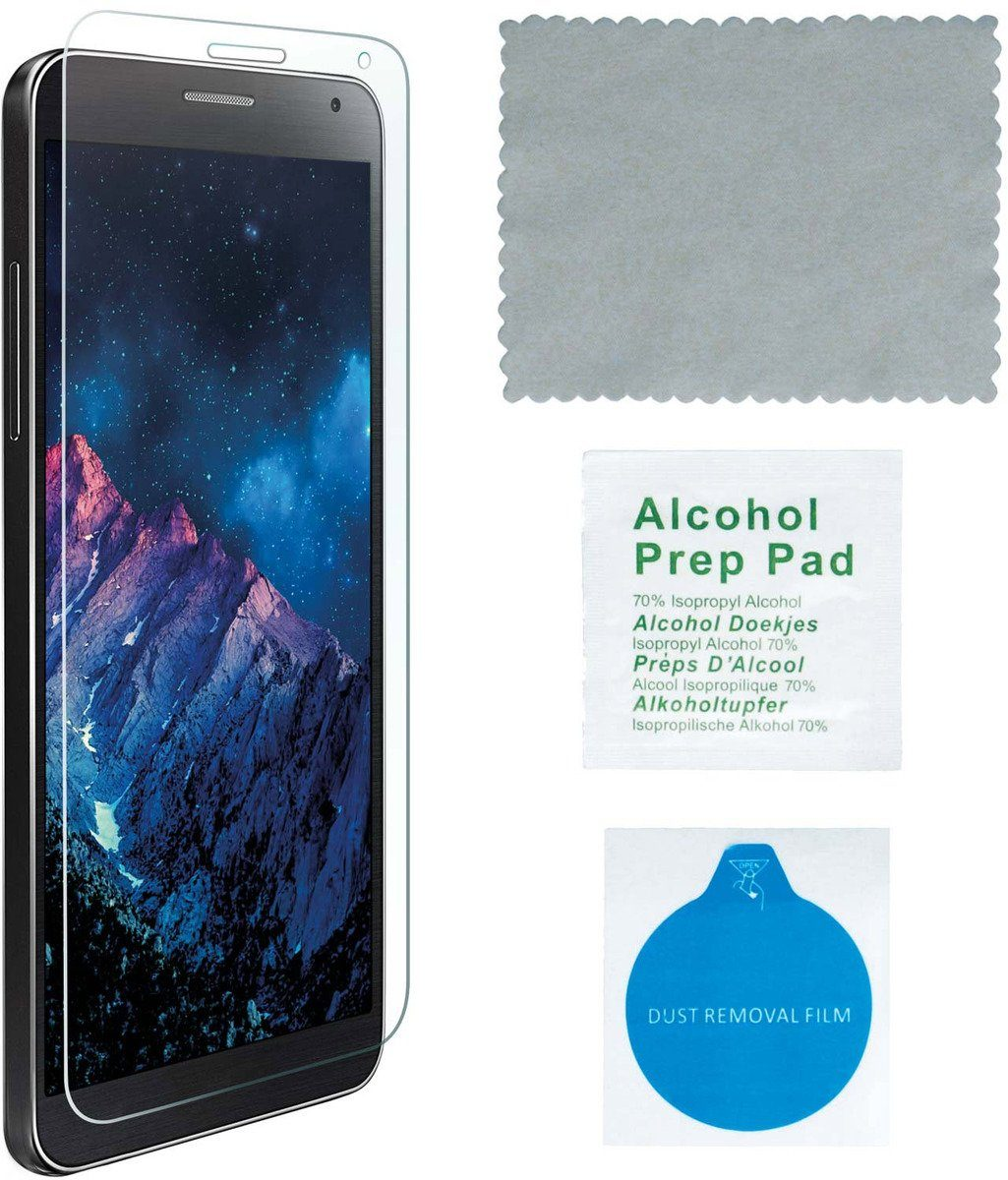 """4Smarts Folie »Second Glass Curved Privacy """"Case Friendly"""" S9«"""
