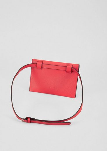 s.Oliver RED LABEL Gürteltasche mit Textur-Optik