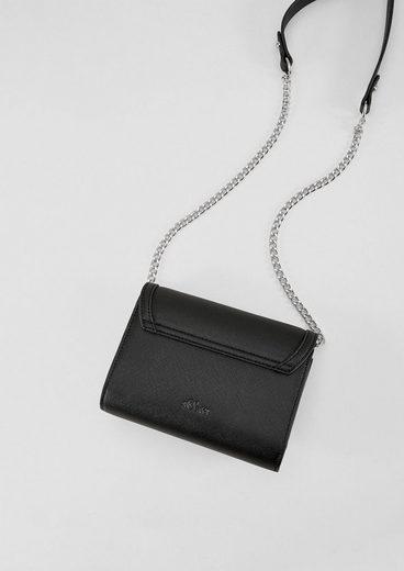 s.Oliver RED LABEL Mini Bag mit Textur-Optik