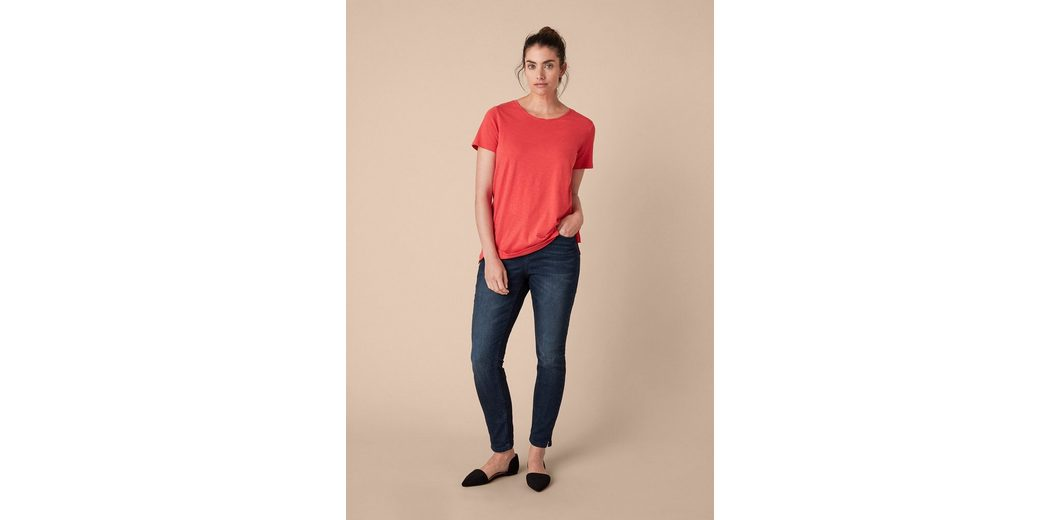 Günstig Kaufen Browse Billig Online-Shop Manchester TRIANGLE Shirt im Melange-Design 9YRIBl
