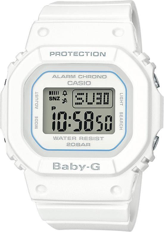 Baby-G Chronograph »BGD-560-7ER« mit abschaltbaren Tastentönen