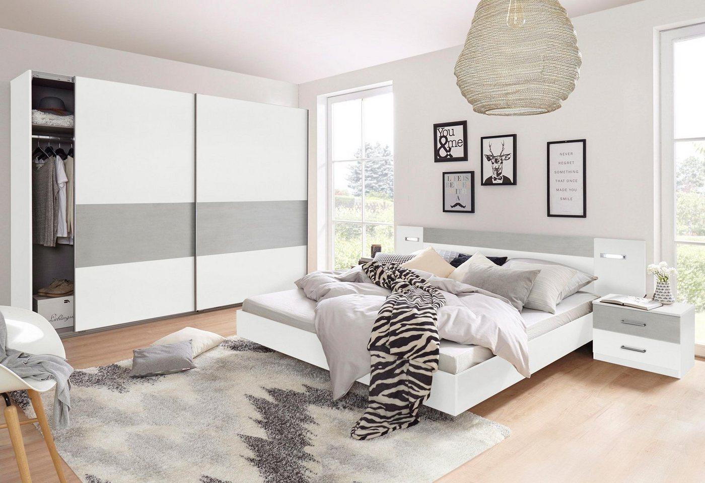Wimex Schlafzimmer-Set »Angie«, 4-teilig - Wimex