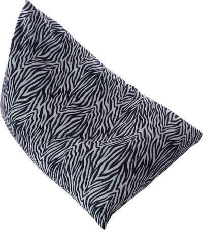 Home affaire Chillkissen »Zebra«, 100/140 cm