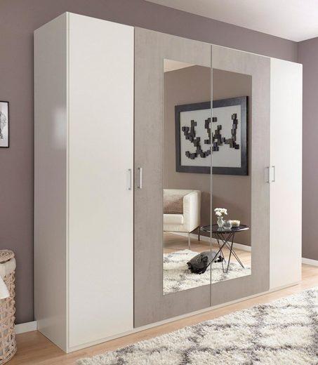 Wimex Kleiderschrank »Angie« mit Spiegeltüren