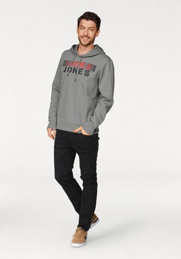 Jack & Jones Kapuzensweatshirt Jc One Wlinn Sweat