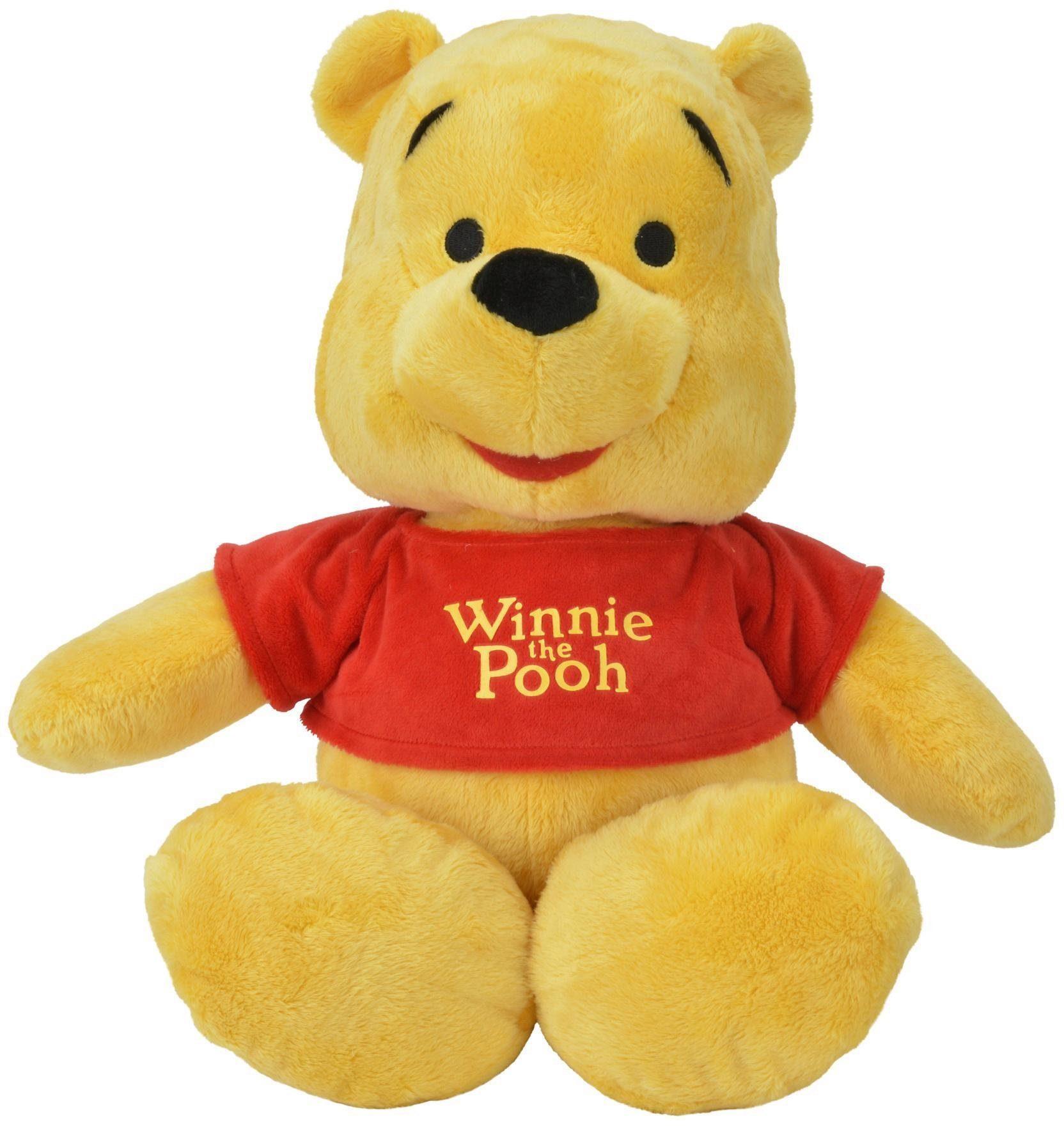 Simba Plüschfigur, »Disney Winnie the Pooh Flopsies Refresh, Winnie, 50 cm«