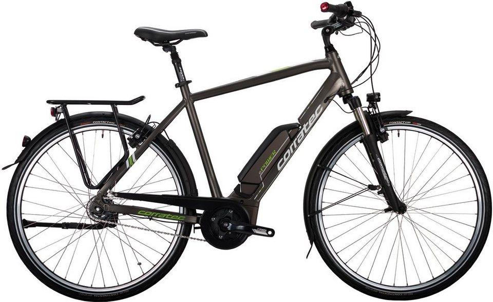 Corratec E Bike E Power 28 Active 8s Gent 400w 8 Gang