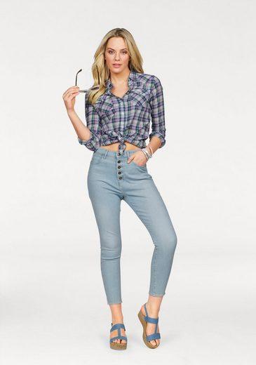 High Style Skinny« Stretch »super Im 5 pocket jeans Wrangler zCPtqnxwn