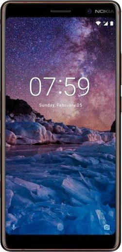 Nokia 7 Plus Smartphone (15 cm, 64 GB Speicherplatz)
