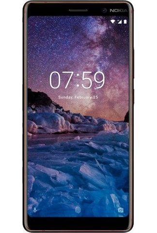 NOKIA 7 Plus смартфон (15 cm / 6 Zoll 64 GB ...