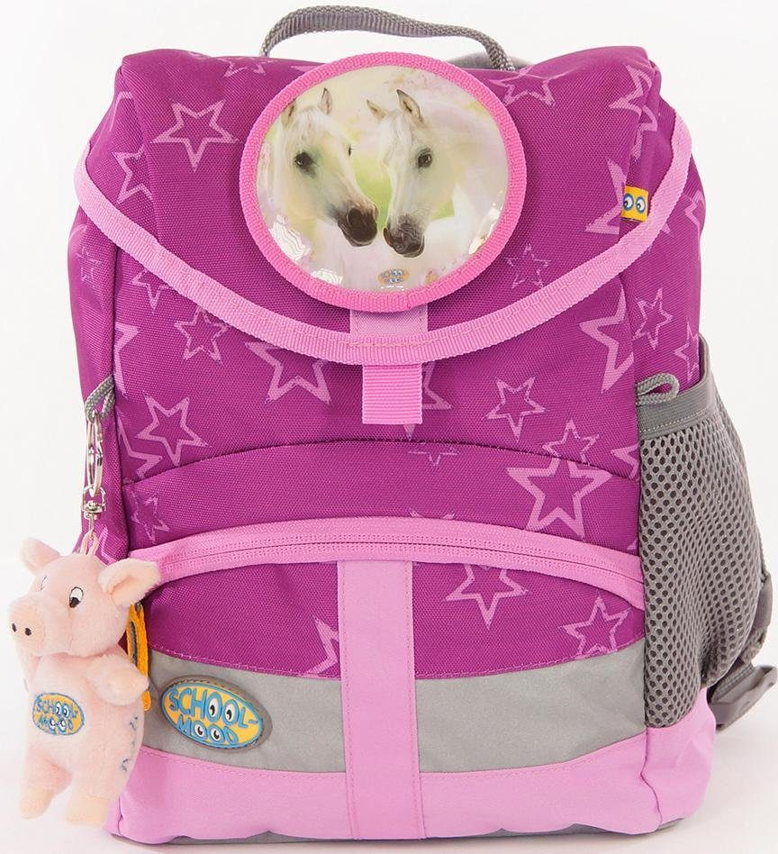School Mood Kinderrucksack Set, 3-tlg., »Kiddy Olivia«