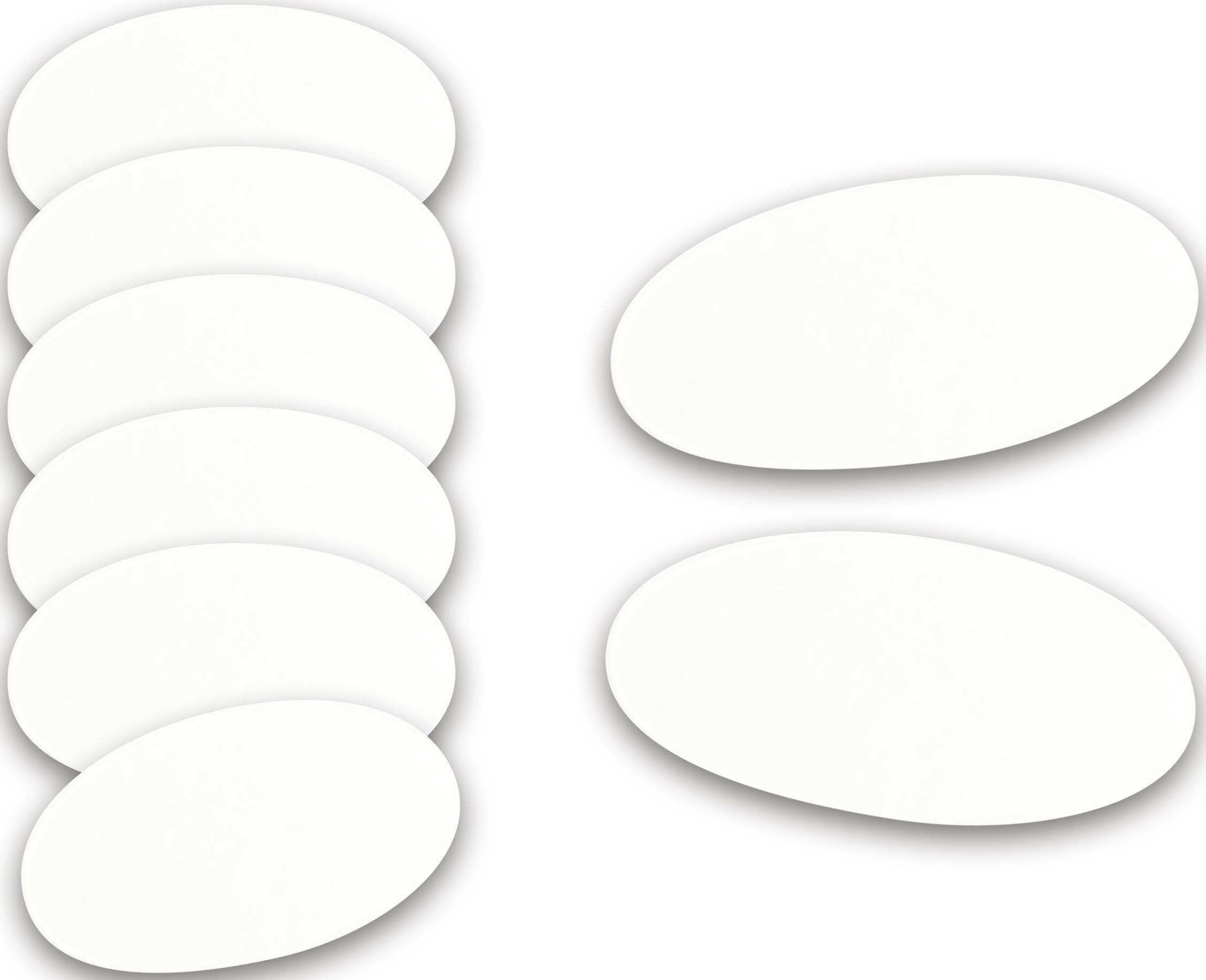 8 Universal-Ersatzpads, »Gymform SIX PACK«