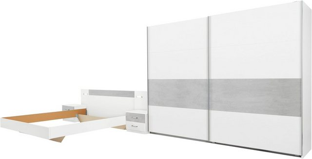 Schlafzimmer Sets - Wimex Schlafzimmer Set »Angie«, (Set, 4 tlg)  - Onlineshop OTTO