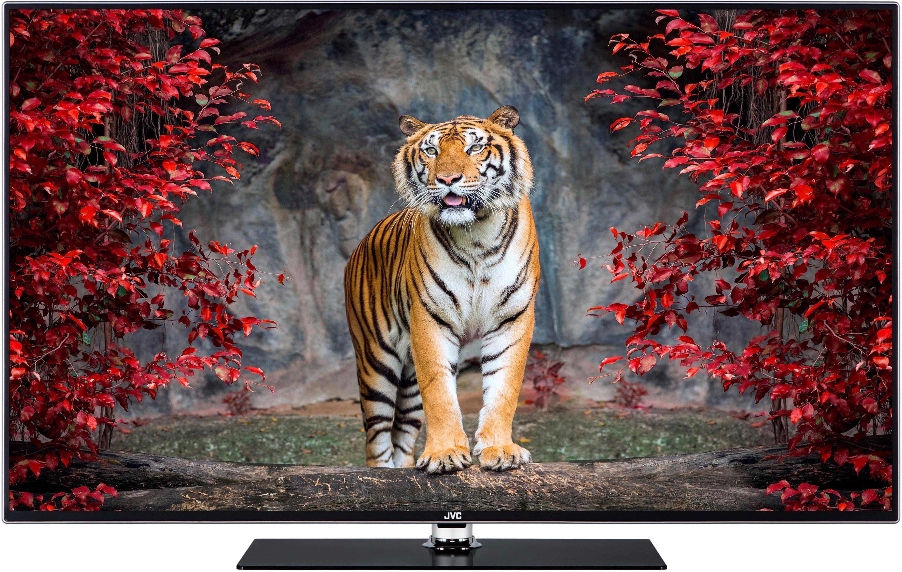 JVC LT-55V93JU LED-Fernseher (139 cm/55 Zoll, 4K Ultra HD, Smart-TV)