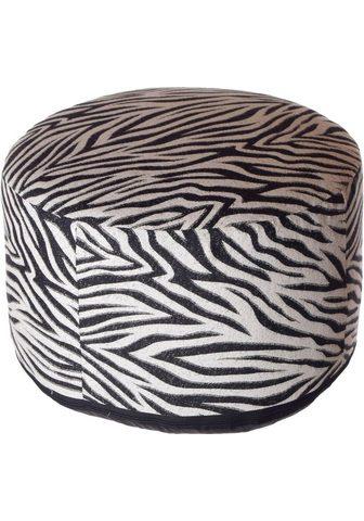HOME AFFAIRE Pufas »Zebra«