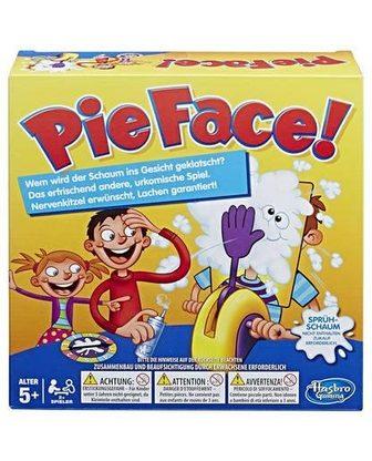 "HASBRO Spiel ""Pie Face"""