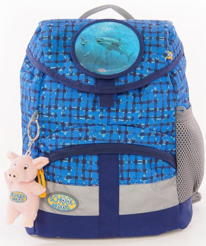 School Mood Kinderrucksack Set, 3-tlg. , »Kiddy Jacob«