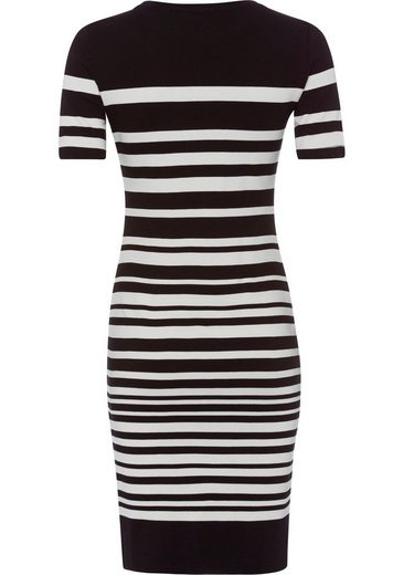 Esprit Collection Jersey Dress, With Stripes