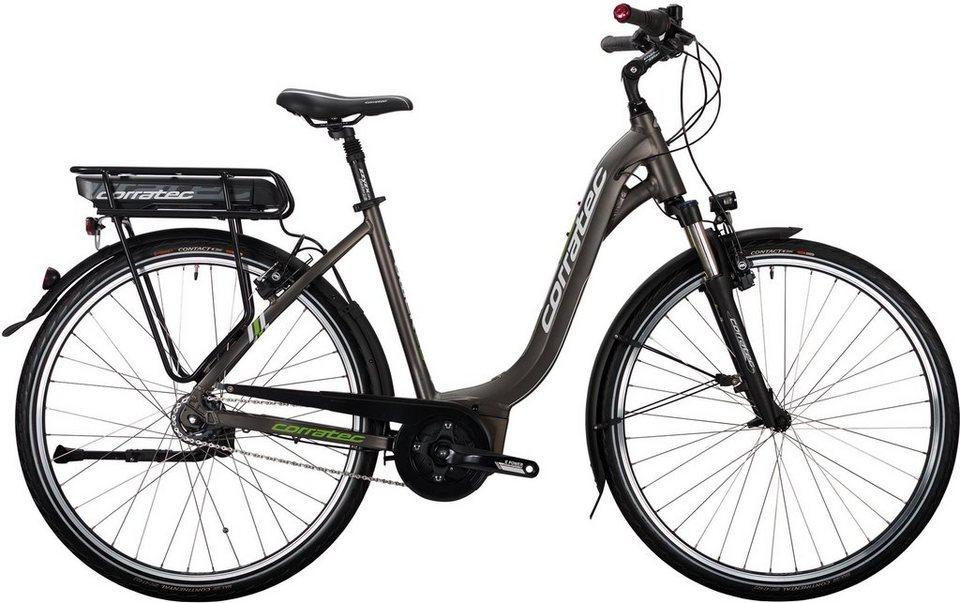 corratec e bike e power 28 active 8s lady wave 8 gang. Black Bedroom Furniture Sets. Home Design Ideas