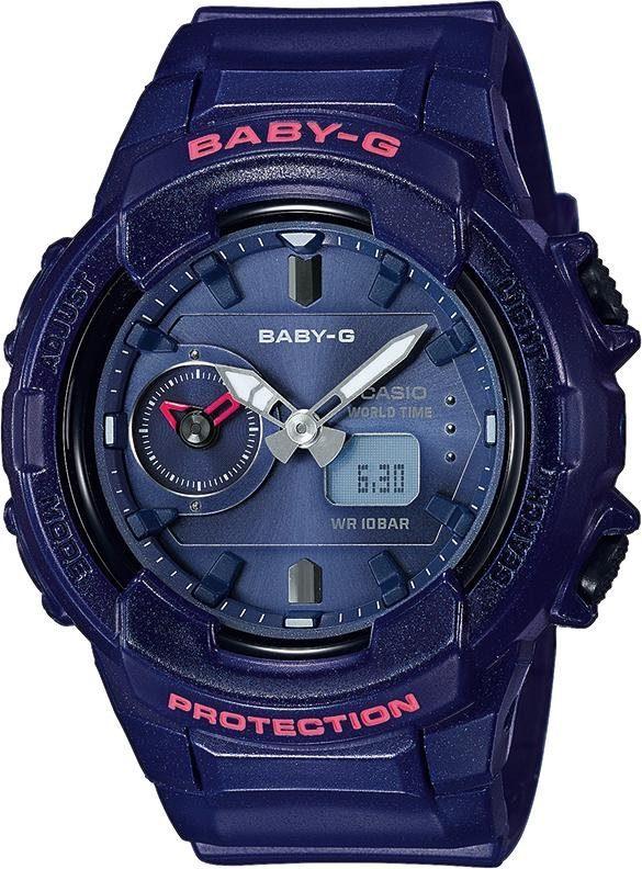 CASIO BABY-G Chronograph »BGA-230S-2AER« mit abschaltbaren Tastentönen