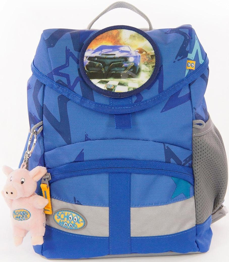 School Mood Kinderrucksack Set, 3-tlg. , »Kidddy Logan«