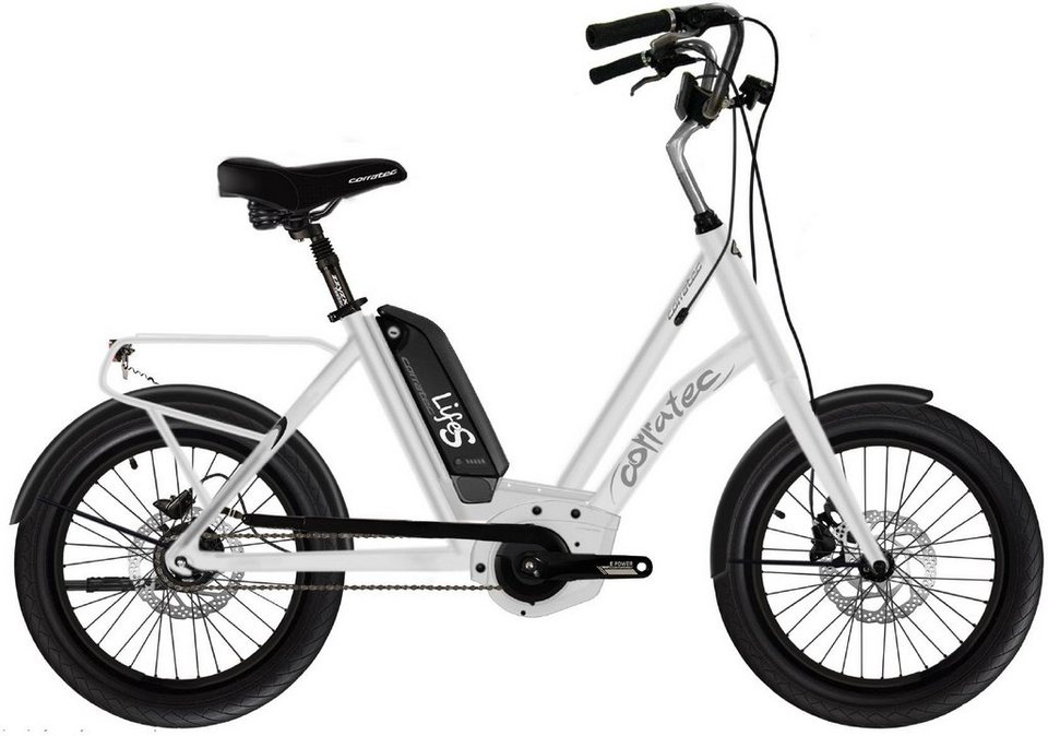 corratec e bike life sunny active 400 nabenschaltung. Black Bedroom Furniture Sets. Home Design Ideas