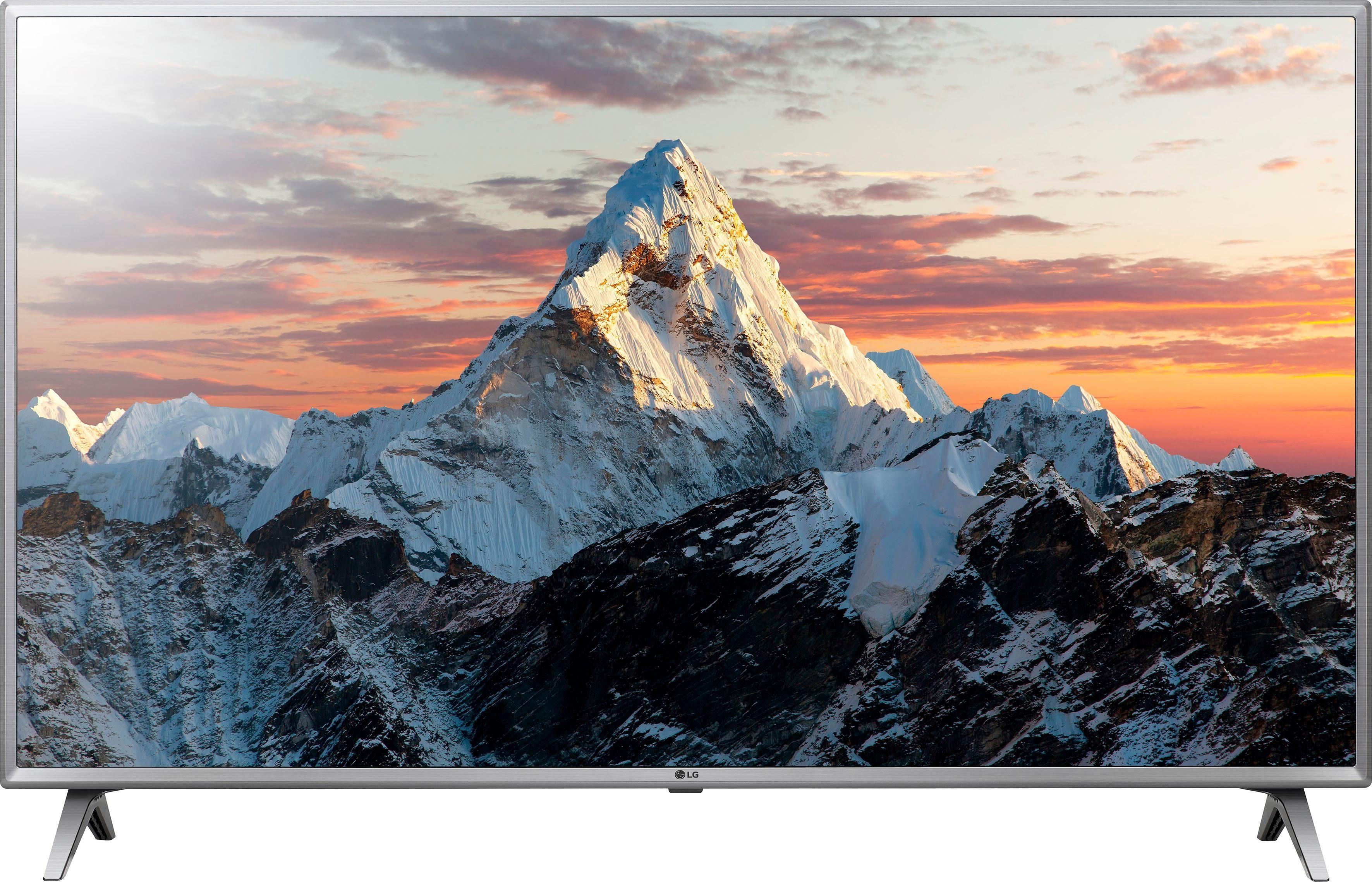 LG 50UK6500LLA LED-Fernseher (127 cm/50 Zoll, 4K Ultra HD, Smart-TV)