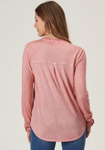 PIONEER Blusenshirt Damen Blusenshirt