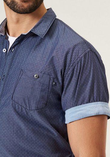 PIONEER Hemd Herren Shirt SS