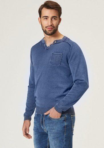PIONEER Pullover Herren Pullover