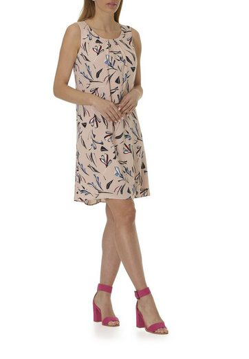 Betty&Co Kleid mit floralem Allover Print