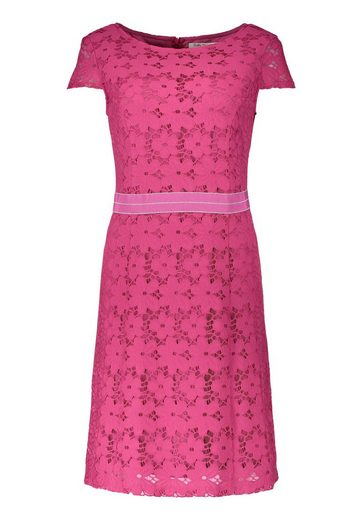 Betty Barclay Dress In Floral Lace